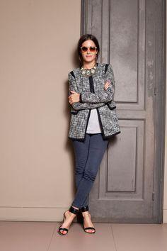 A Mango Touch, marca da Mango dedicada exclusivamente a acessórios e calçado, volta a colaborar, pela segunda estação consecutiva, com uma blogger. Desta vez, a eleita foi a espanhola residente em Londres Gaulesa…