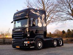 Scania V8 Metallica