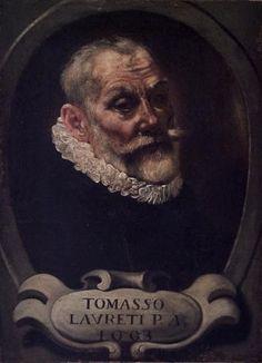 Orazio Borgianni Ritratto di Tommaso Laureti