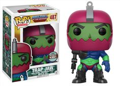 Specialty Series: Trap Jaw Pop!, Tourist Dave Dorbz! | Funko