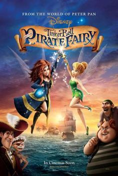 Tinkerbell and the Pirate Fairy #5