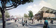 Galería de Dupla Arquitectos diseñará la nueva Explanada de los Mercados en Santiago - 7