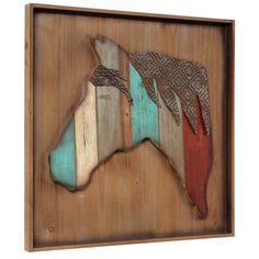 Head to Lone Star Western Decor right now and take markdowns up to on rustic metal wall art, for instance this Wood & Embossed Metal Horse Wall Art! Metal Tree Wall Art, Rustic Wall Art, Metal Wall Decor, Hanging Wall Art, Wood Wall Art, Wall Hangings, Metal Art, Wooden Walls, Metal Walls
