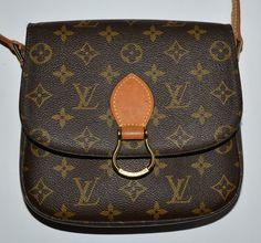 Louis Vuitton Shoulder Medium Cross Body Bag