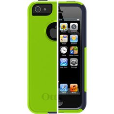 Waiting on my new iPhone and no question going with the Otterbox again!  but this time GREEN :)  iPhone 5 Case Commuter Series from OtterBox | OtterBox.com