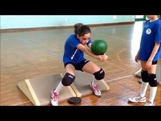 Best Defense Volleyball Trainings (HD) #3 - YouTube
