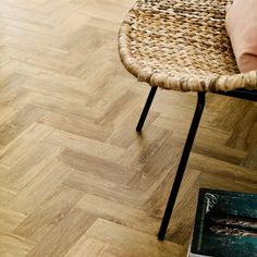 Buy Rural Oak Amtico Form Parquet Flooring from our Hard Flooring range at John Lewis & Partners. Luxury Vinyl Flooring, Vinyl Flooring, Diy Stairs, Hallway Flooring, Kitchen Flooring, Living Room Diy, Amtico Spacia, Floor Tile Design, Amtico Flooring Kitchen