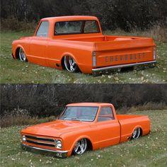 trucks chevy old Chevy Trucks Lowered, 67 72 Chevy Truck, Chevy Trucks Older, C10 Trucks, Mini Trucks, Lifted Trucks, Lowrider Trucks, Bagged Trucks, Old Chevy Pickups
