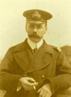 Titantic's assistant surgeon Dr John Simpson.  His body was recovered and buried in Nova Scotia.