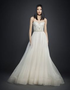 """Lazaro Spring 2017 """"Style 3706"""" 