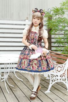 dress with matching hairbow
