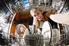 Why You Shouldn't Use Laundry Detergent in Your Dishwasher