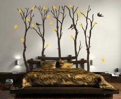 Vinilos decorativos: Categoría: Arboles, Flores
