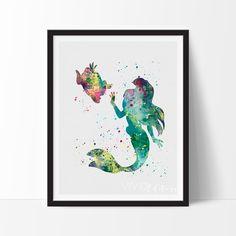 Ariel, Little Mermaid, Disney
