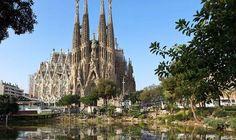 Barcelona - The Sagrada Familia Catholic Church