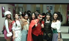 Carnival Party www.accademiairis.it