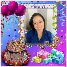 Gracias a mi Hermanita Marisol por ser tan detallista con todos nosotros. Te amo hermana Mari. Birthday Cake, Desserts, Food, I Love You Brother, Baby Sister, Palmyra, Shutters, Thanks, Tailgate Desserts