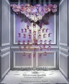 "CONTE DE PRINTEMPS À NOËL, ""Presents Lancôme Gifts"", by David Moliere, pinned by Ton van der Veer"
