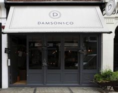 Damson & Co. in Soho