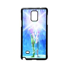 Disney Tinkerbell Quote for Samsung Galaxy and HTC Case
