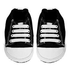 Sepatu Anak Bayi - Me Dalam Pikiran Charlie in Black | Pusat Sepatu Bayi Terbesar dan Terlengkap Se indonesia