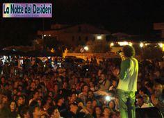 Eman a... La Notte dei Desideri - 4a Edizione 10 Agosto 2012, Sellia Marina (CZ), Piazza a Mare
