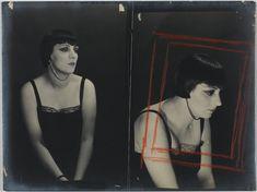 Black Celluloid | Man Ray, portrait of Alice Prin (Kiki)