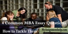 writing mba dissertation
