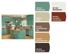 color palette for kitchen paint color benjamin images floors we did 5550