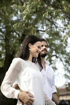 07 JULY 2014  New Photos of Prince Carl Philip and Sofia Hellqvist Prince Carl Philip and his fiancée Sofia Hellqvist gave a interview to the Swedish newspaper Dalarnas Tidning