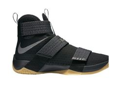 competitive price 7b954 81c85 Nike released the Black Gum colorway of the Nike LeBron Zoom Soldier 10  today. Is this the best colorway so far  Click the link in our bio to see  the ...