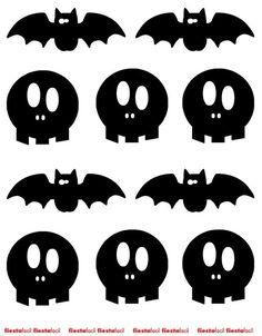 Nuevos imprimibles de Halloween