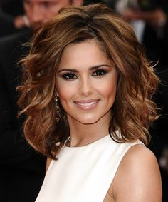 My all time favourite Cheryl look. If I was her (wishful thinking!) I'd be rocking this look or similar as much as possible.