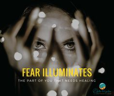 Fear Illuminates the part of you that needs healing. Life Coaching, Best Self, Workplace, Mindset, How To Remove, Healing, Attitude, Therapy, Recovery
