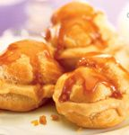 Profiteroles à l'érable Pastry Recipes, Bread Recipes, Cake Recipes, Snack Recipes, Dessert Recipes, Cooking Recipes, Snacks, Biscuits Graham, Organic Maple Syrup