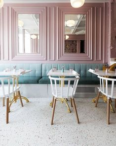 Home Interior Design .Home Interior Design Restaurant Interior Design, Commercial Interior Design, Commercial Interiors, Home Interior, Interior Decorating, Kitchen Interior, Design Retro, Cafe Design, Architecture Restaurant