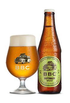 BBC SEPTIMAZO IPA (India Pale Ale)