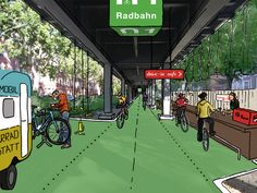 From RFID detectors on bikes that literally give cyclists the green light, to cycling super highways that give cyclists a continuous, safe, route through congested cities, check out this round up of incredible innovations that are transforming these cities into...