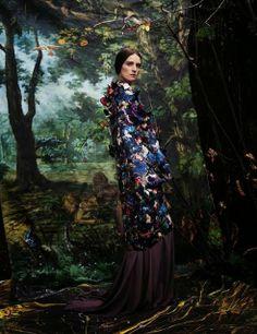 Valentino Haute Couture Spring/Summer 2014 – Vogue Italia March 2014