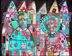 Art Journal - Thème 14 - Regard sur l'amour