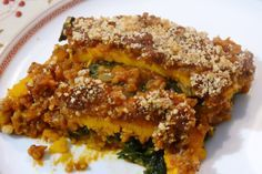 Genial: vegane Kürbis-Lasagne ohne Pasta   homesteadnotes