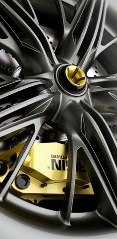The Art of Supercar Rims .