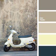 Color Palette: 1040