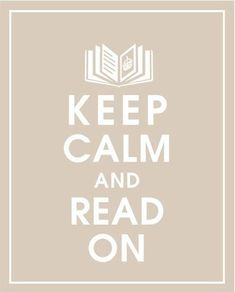 10 Bookish Keep Calm Posters