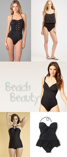 I love modest Swimsuits!