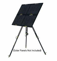 Goal Zero Solar Tripod - Portable Mounting System