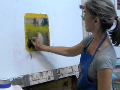 Pastel Landscape Variation Demo by Marla Baggetta