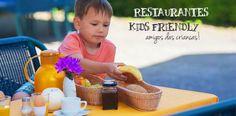 Restaurantes Kids Friendly – Você sabe o que é?