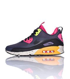 buy popular 5dc75 0295f AIR MAX 90 NS SNEAKERBOOT - Multi-Color - NIKE   Jimmy Jazz   October 13th