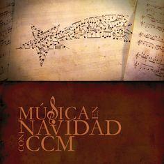 Cartel para la promoción de Música en Navidad con CCM.